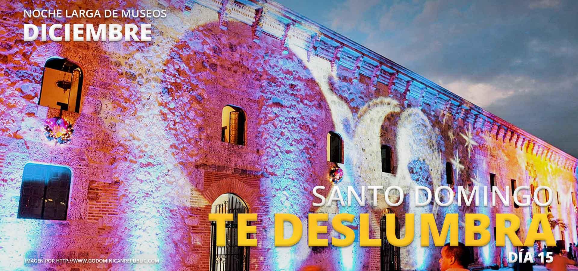 Noche Larga de Museos Santo Domingo